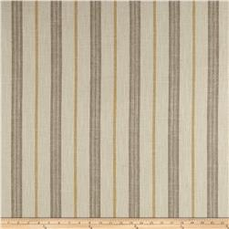 Jaclyn Smith Stamford Stripe Blend Lemon Zest