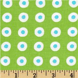 Fresh Dots Green/Blue