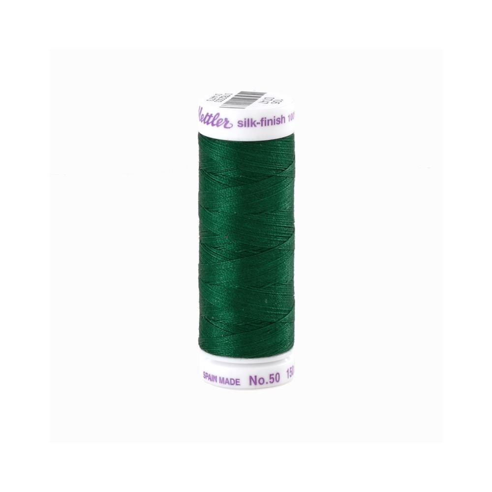 Mettler Cotton All Purpose Thread Strong Green