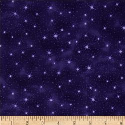 Nite Owls Stars Purple