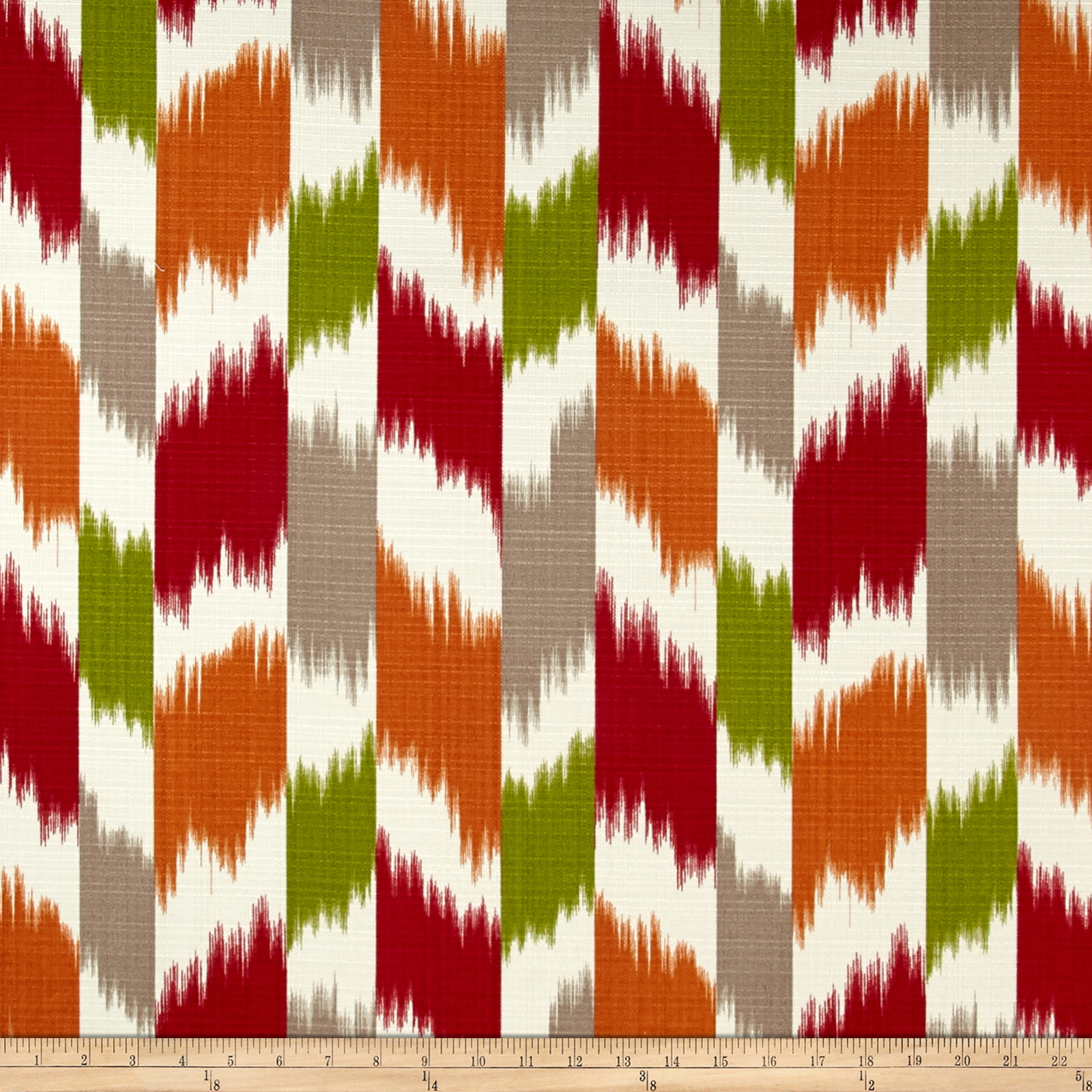 Richloom Indoor/Outdoor Cruze Henna Fabric by TNT in USA