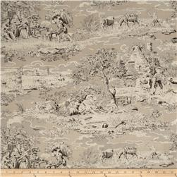 Bread & Butter Pastoral Toile Cream