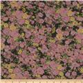 Cotton Lawn Prints Garden Pink