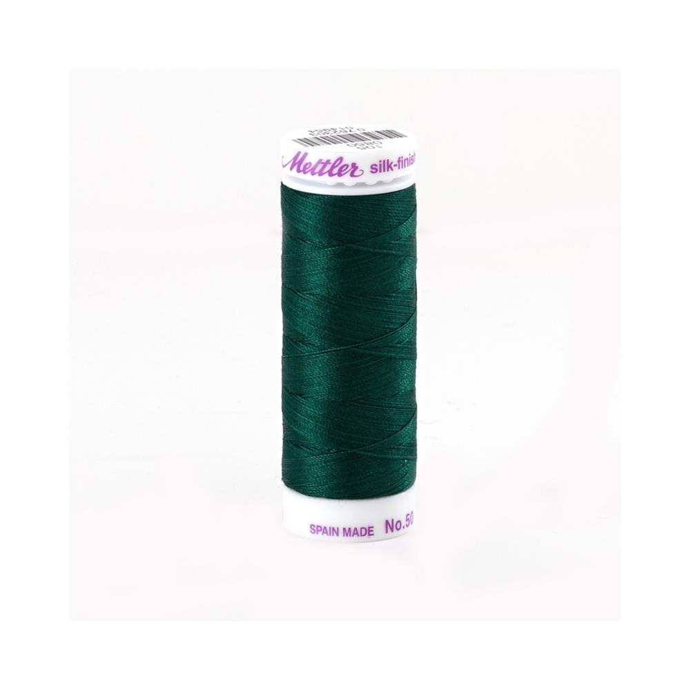Mettler Cotton All Purpose Thread Evergreen