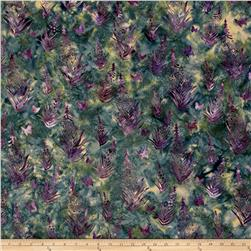 Bali Batiks Handpaint Fireweed May