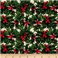 Penny Rose Joyous Christmas Holly Cream