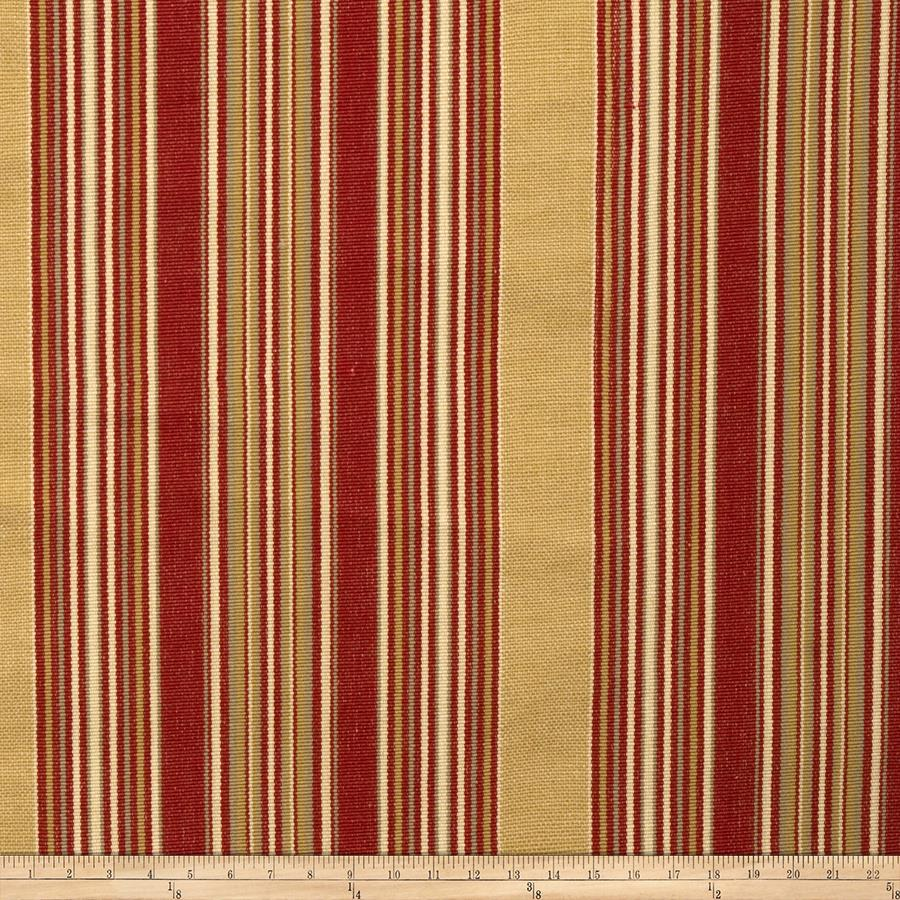 Fabricut Stormwatch Antique Red
