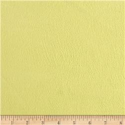 Michael Miller Minky Solid Light Lime