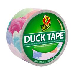 "Patterned Duck Tape 1.88"" x 10yd-Cotton Candy"