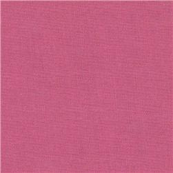 Cotton Broadcloth Rose
