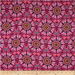 Chiffon Spanish Tile Pink