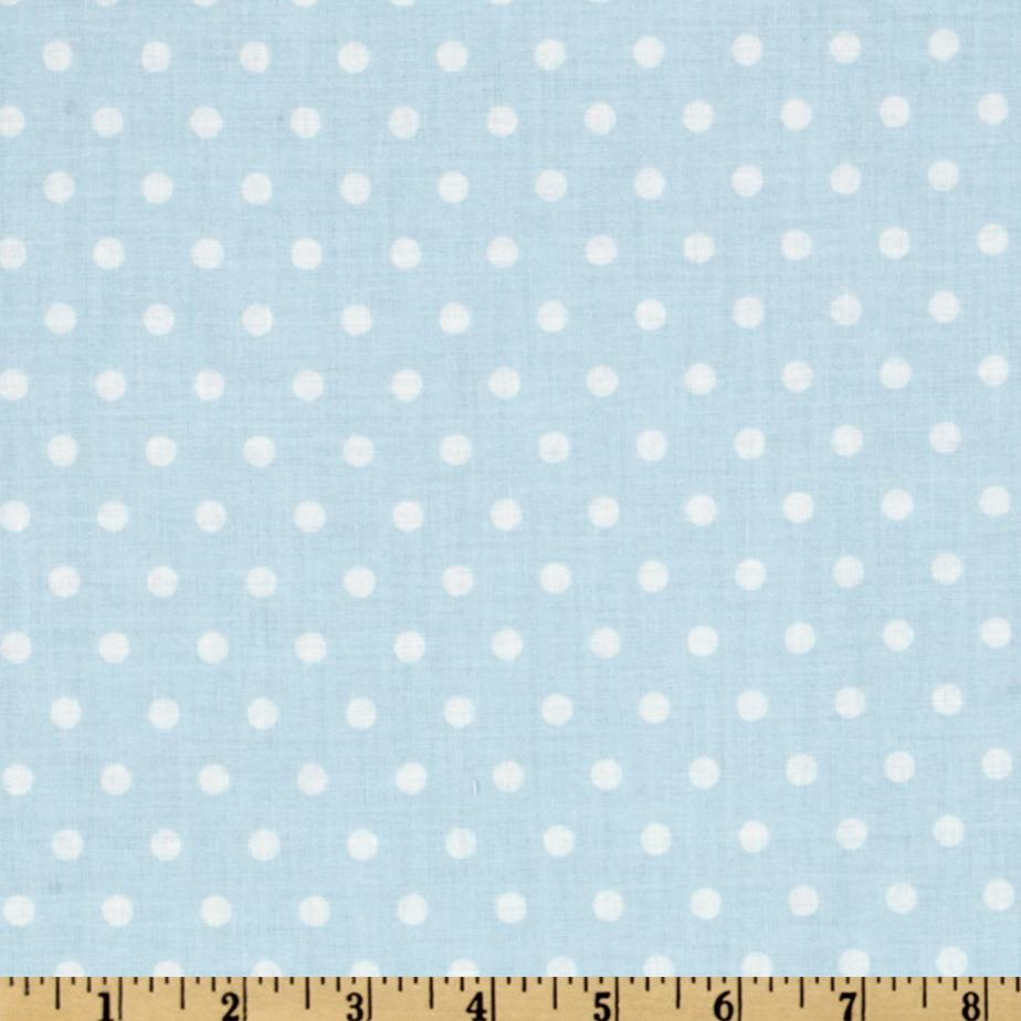 Petal French Dots Blue
