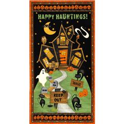 Scaredy Cats Door Banner Multi