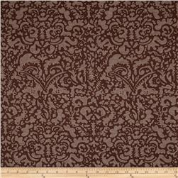 Hatchi Knit Damask Brown