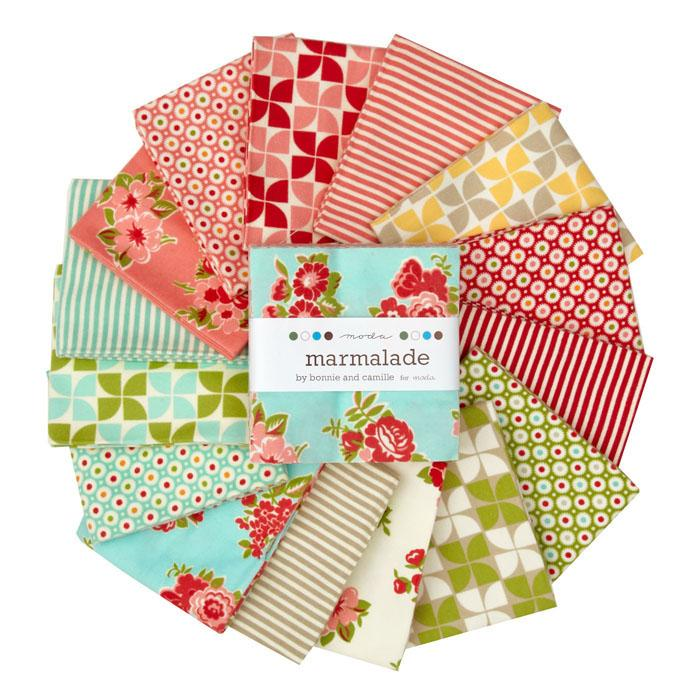 "Moda Marmalade Flannel 5"" Charm Pack"