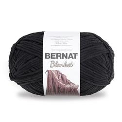 Bernat Blanket Big Ball Yarn (10040) Coal