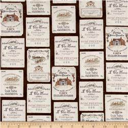 Robert Kaufman Vineyard Wine Labels Vintage