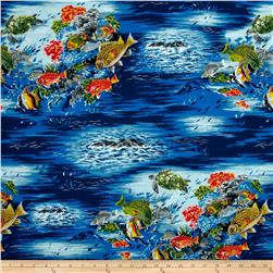 Hoffman Tropicals Paradise Reef Blue