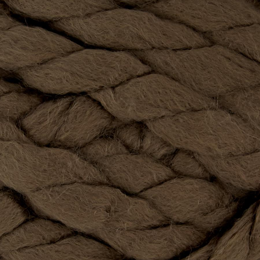 Red Heart Irresistible  Yarn Taupe