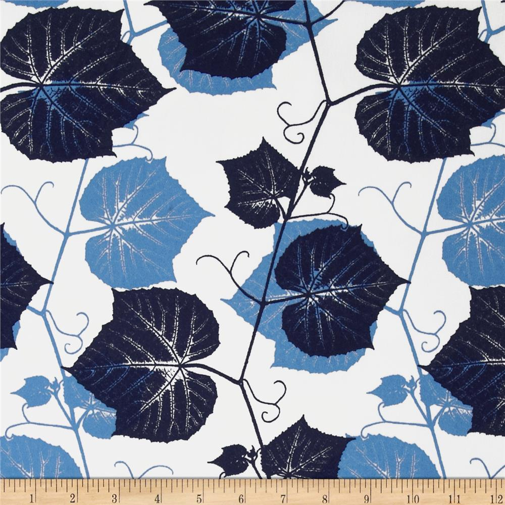 Ty Pennington Home Decor Sateen Fall 11 Ivy Blue