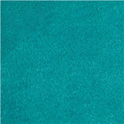 Double-Sided Minky Fleece Teal