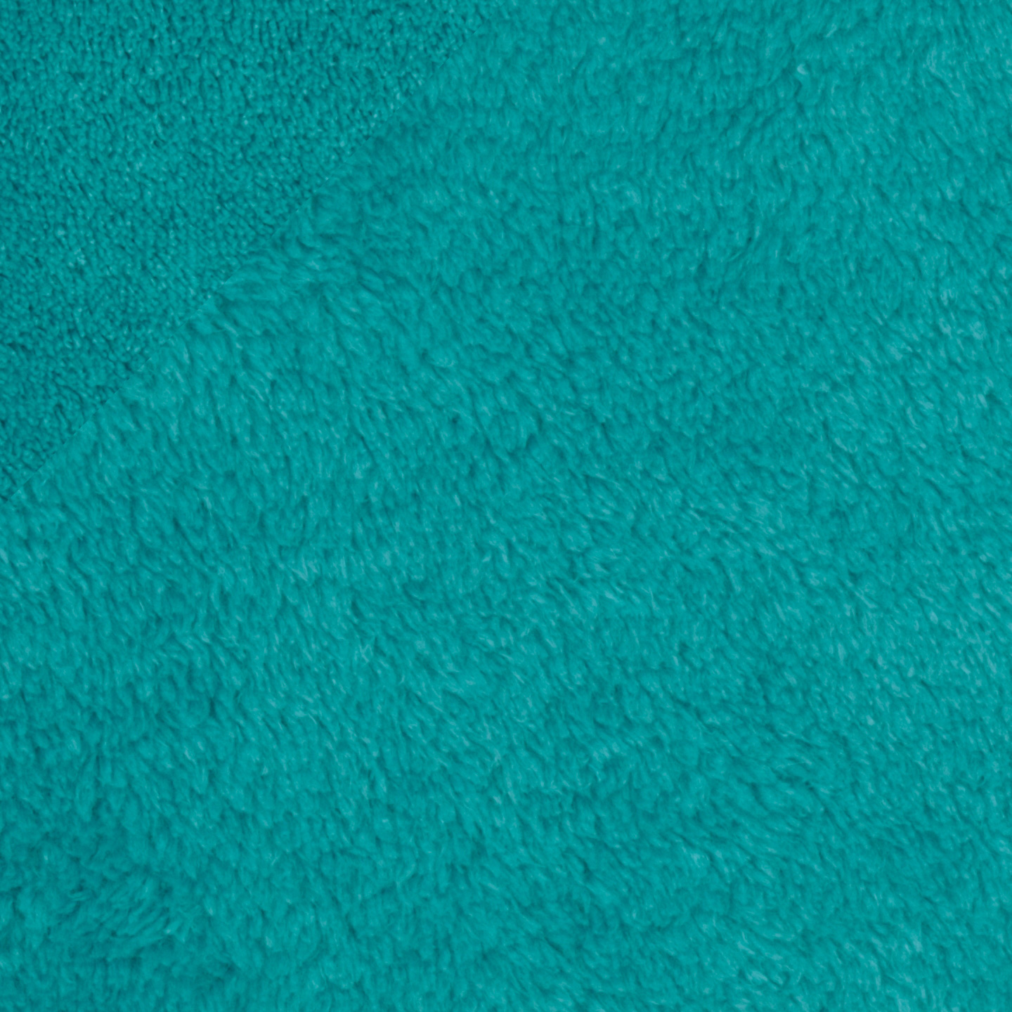 Double-Sided Minky Fleece Teal Fabric