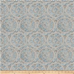 Fabricut Willy Nilly Jacquard Horizon