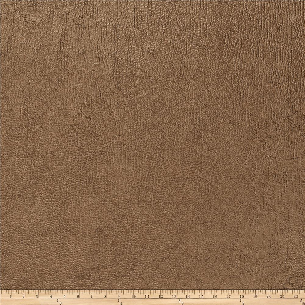 Trend 3344 Faux Leather Chestnut