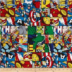 Marvel Comics Comic Patch Multi
