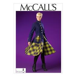 McCall's Misses' Coat Pattern M7025 Size A50