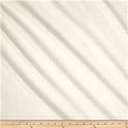 "Kaufman 108"" Wide Quilt Back Drawn Wide Large Scroll White"