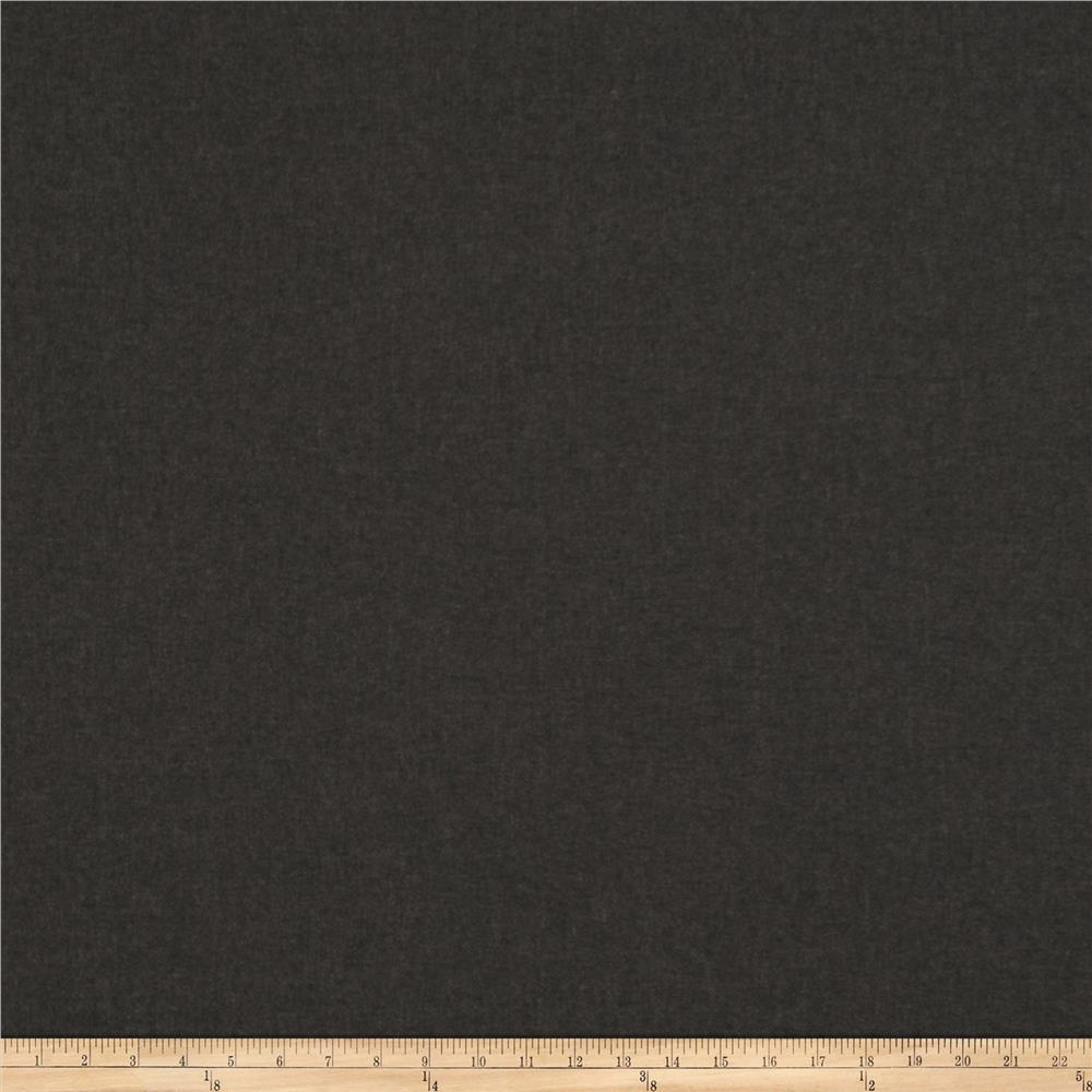 Fabricut Riggwelter Faux Wool Charcoal