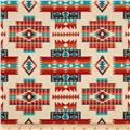 Tucson Beaded Blanket Cream