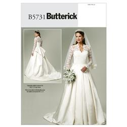 Butterick Misses' Dress Pattern B5731 Size A50