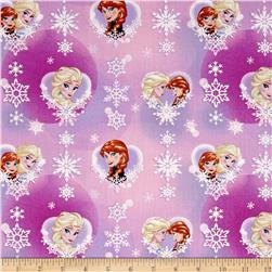 Disney Frozen Winter Magic Sisters Winter magic Love Lavender
