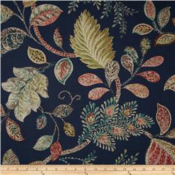 P Kaufmann Autumn Leaves Blend Navy