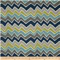 Premier Prints See Saw Felix Blue/Natural