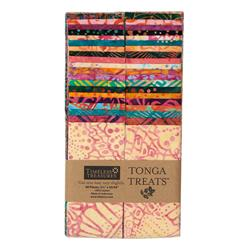 Timeless Treasures Tonga Batik Pashmina 2.5 In. Strips