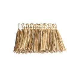 "Trend 2"" 01361 Brush Fringe Natural"