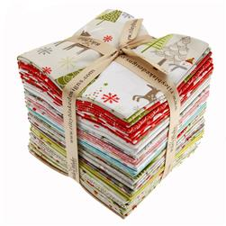 Riley Blake A Merry Little Christmas Fat Quarter Assortment