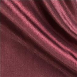 58'' China Silk Polyester Lining Burgundy