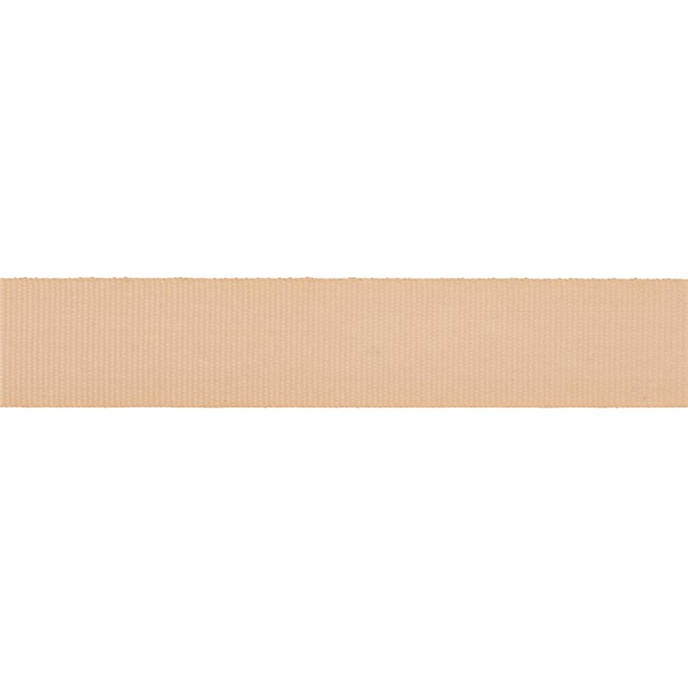 "5/8"" Faux Canvas Ribbon Natural"