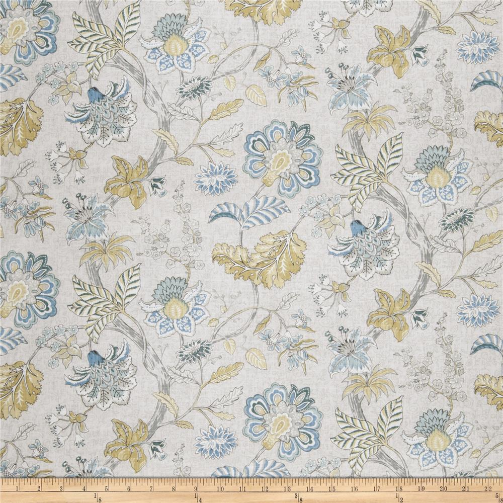 Fabricut Hadfield Floral Tropical