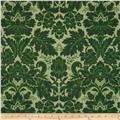 Anna Griffin Yuletide Greetings Holiday Acanthus Green