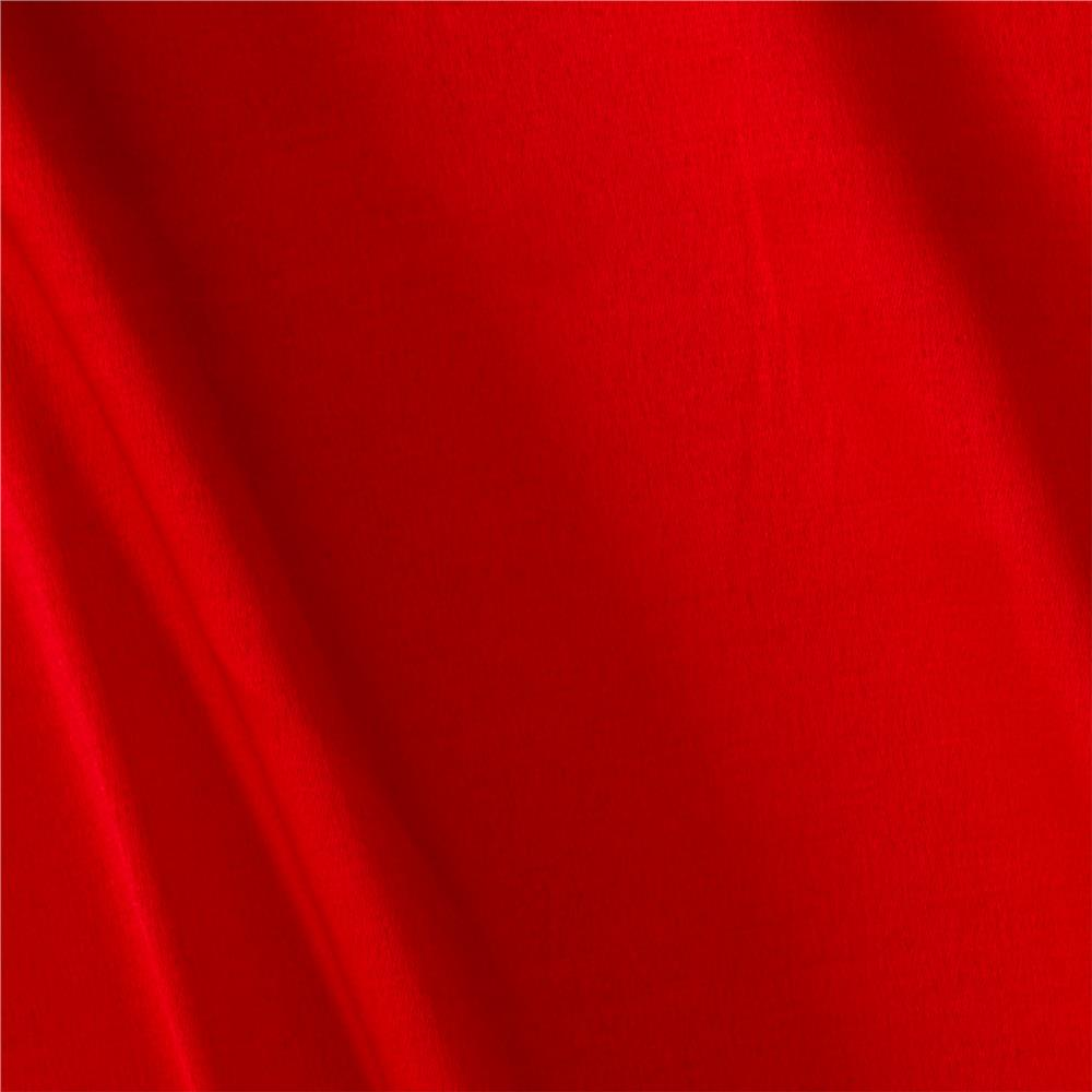 Shakira Stretch Satin Red