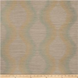 Fabricut Jacquard Simple Plan Lagoon