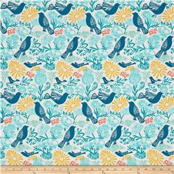Moda Early Bird Daybreak Teal