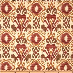 Richloom Solarium Outdoor Sumter Ikat Canyon