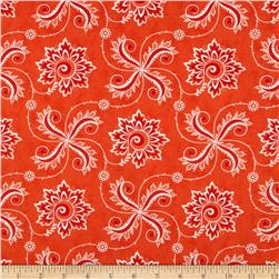 Moda Fancy Twirl Orange Spice