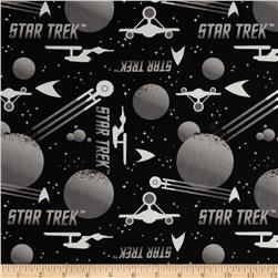 Star Trek Silhouettes Grey